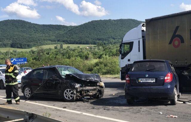 ДТП у Закарпатській області