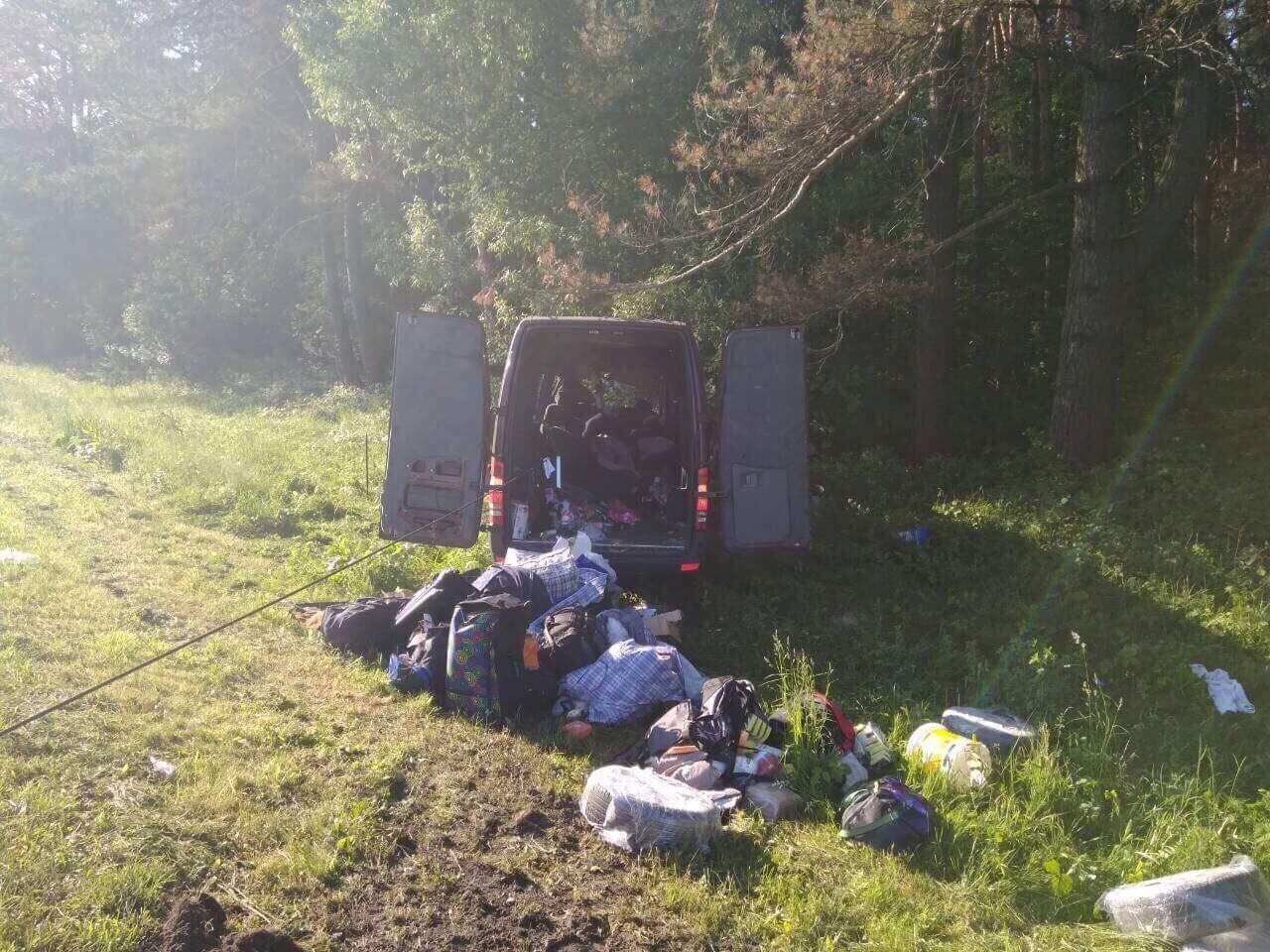 Їхали із заробітків: на Львівщині у ДТП загинули шестеро людей