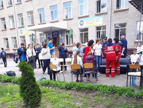 Газ у Харківській школі розбризкав учень