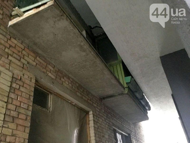 Стройки Войцеховского рушат соседние дома