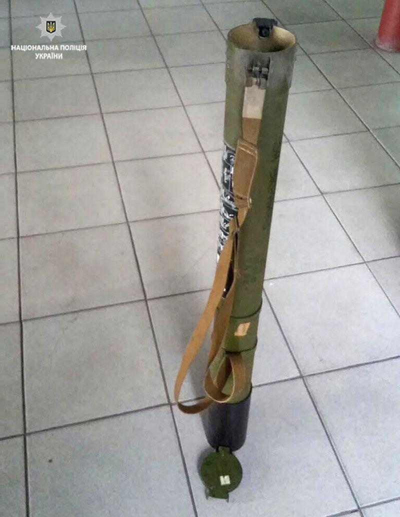 У Маріуполі вистрілили з гранатомета в дитячу амбулаторію