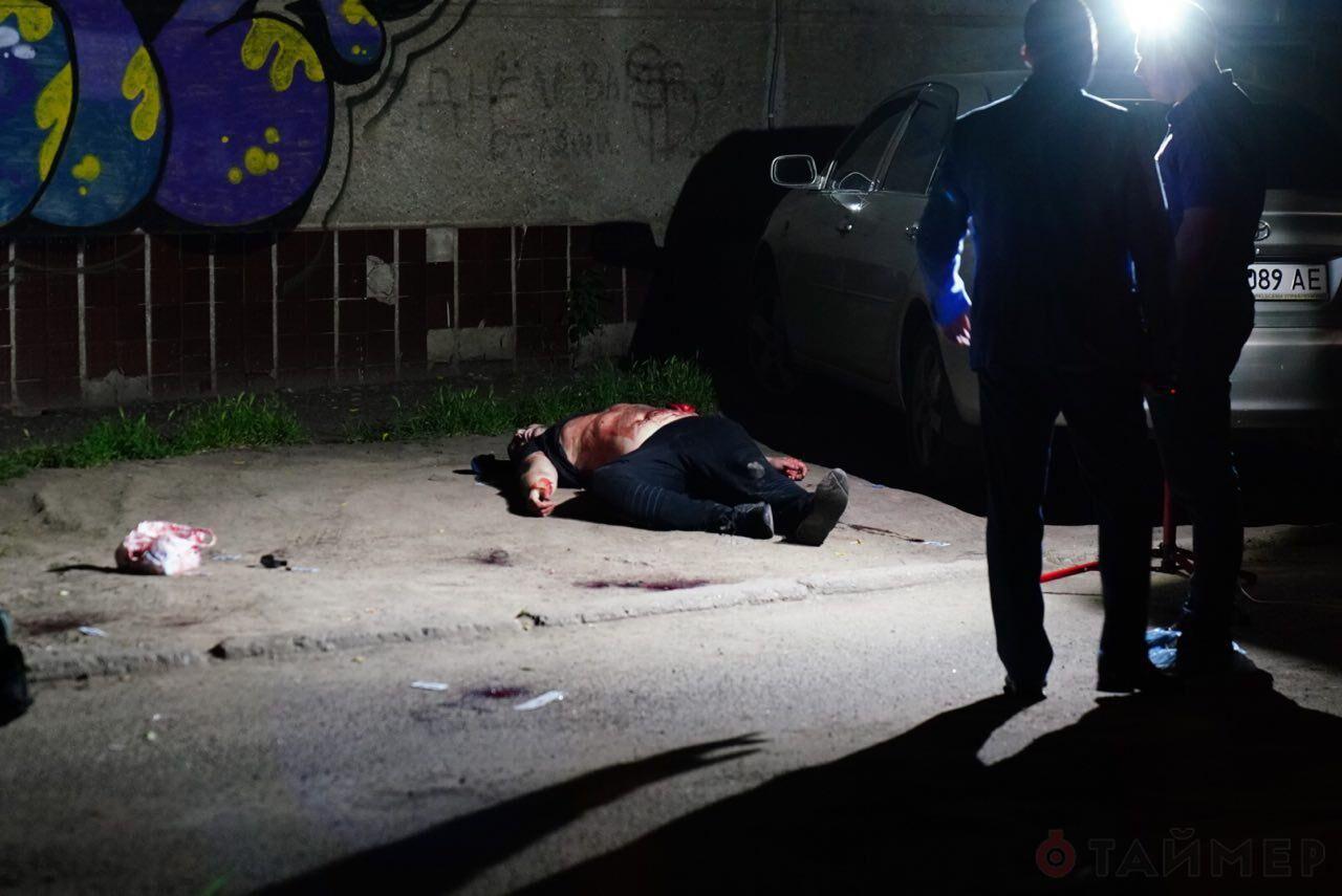Напад на Стерненка: спливли нові дані про вбитого
