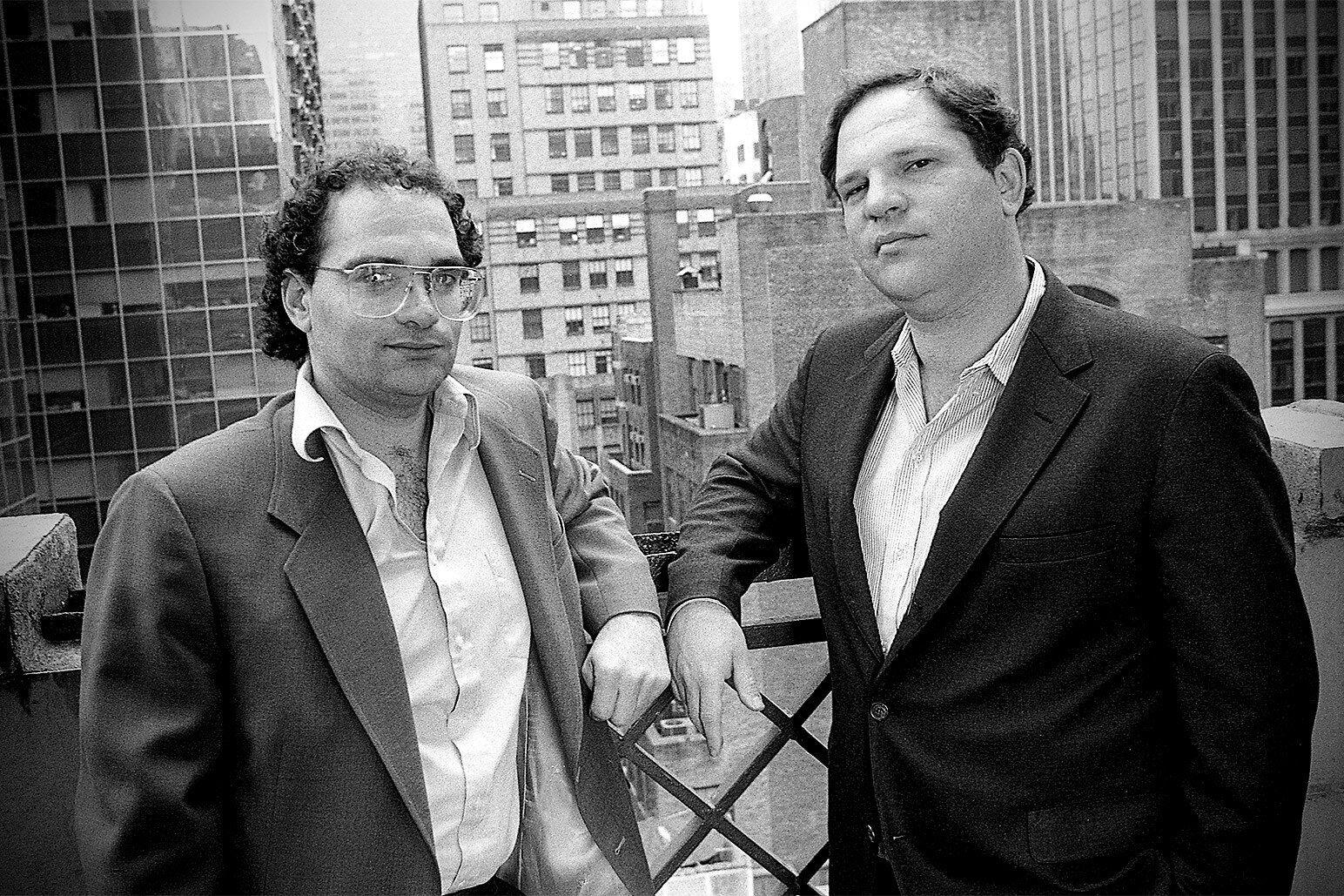 Харві і Боб Вайнштейн