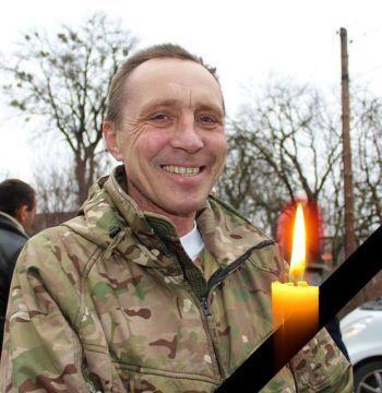 На Донбасі вбили бійця ЗСУ, який воював 4 роки
