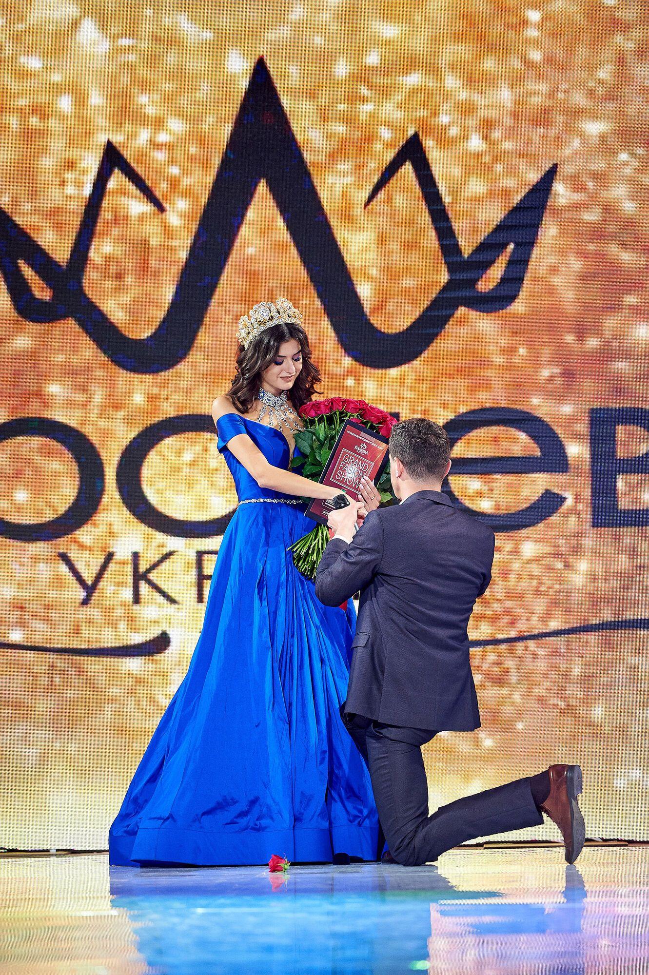 Сніжана Танчук, Королева України-2017