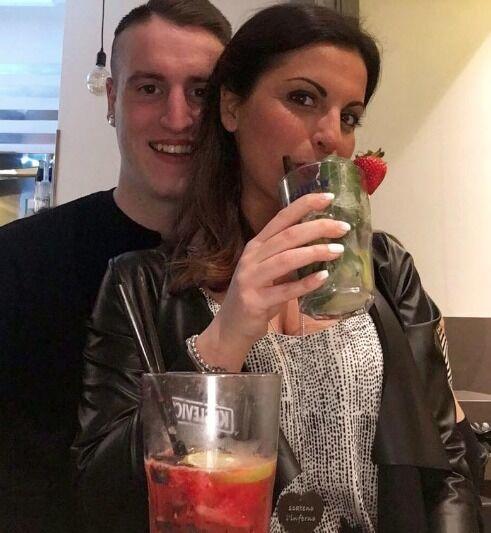 Федеріко Дзiнi та Еліза Амато
