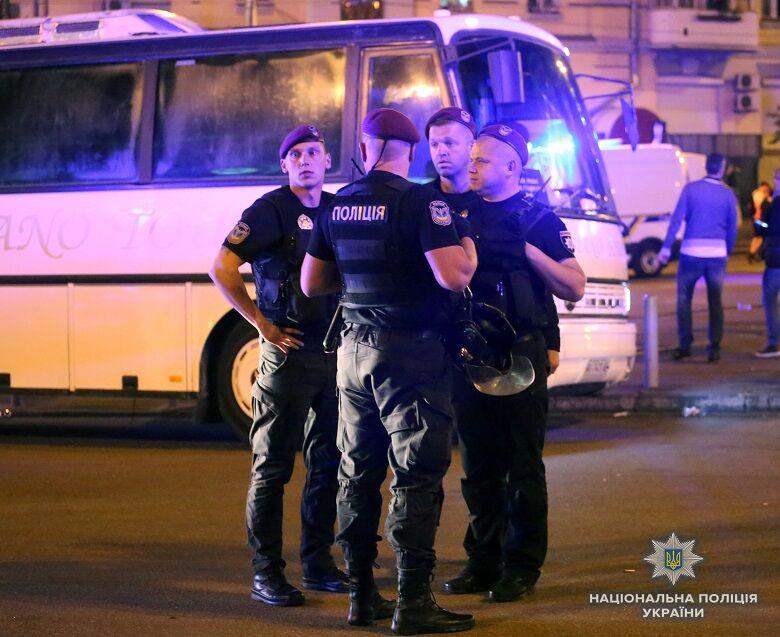 Фінал ЛЧ в Києві: деталі про затримання