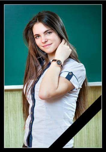 З'явилося фото вбитої на Донбасі дівчинки