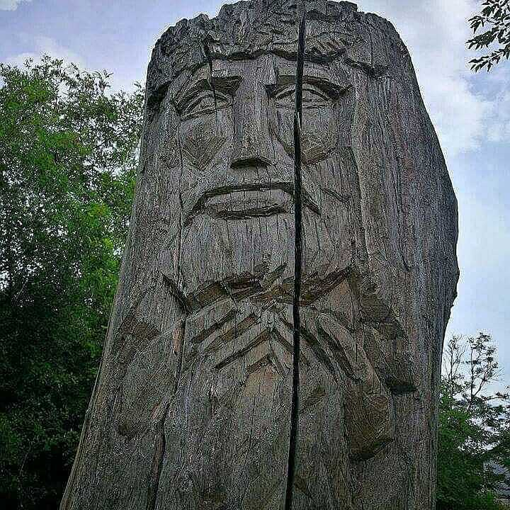 Кромлех. Самый древний храм Украины