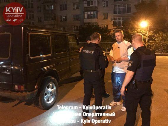 У Києві екс-нардепа спіймали п'яним за кермом