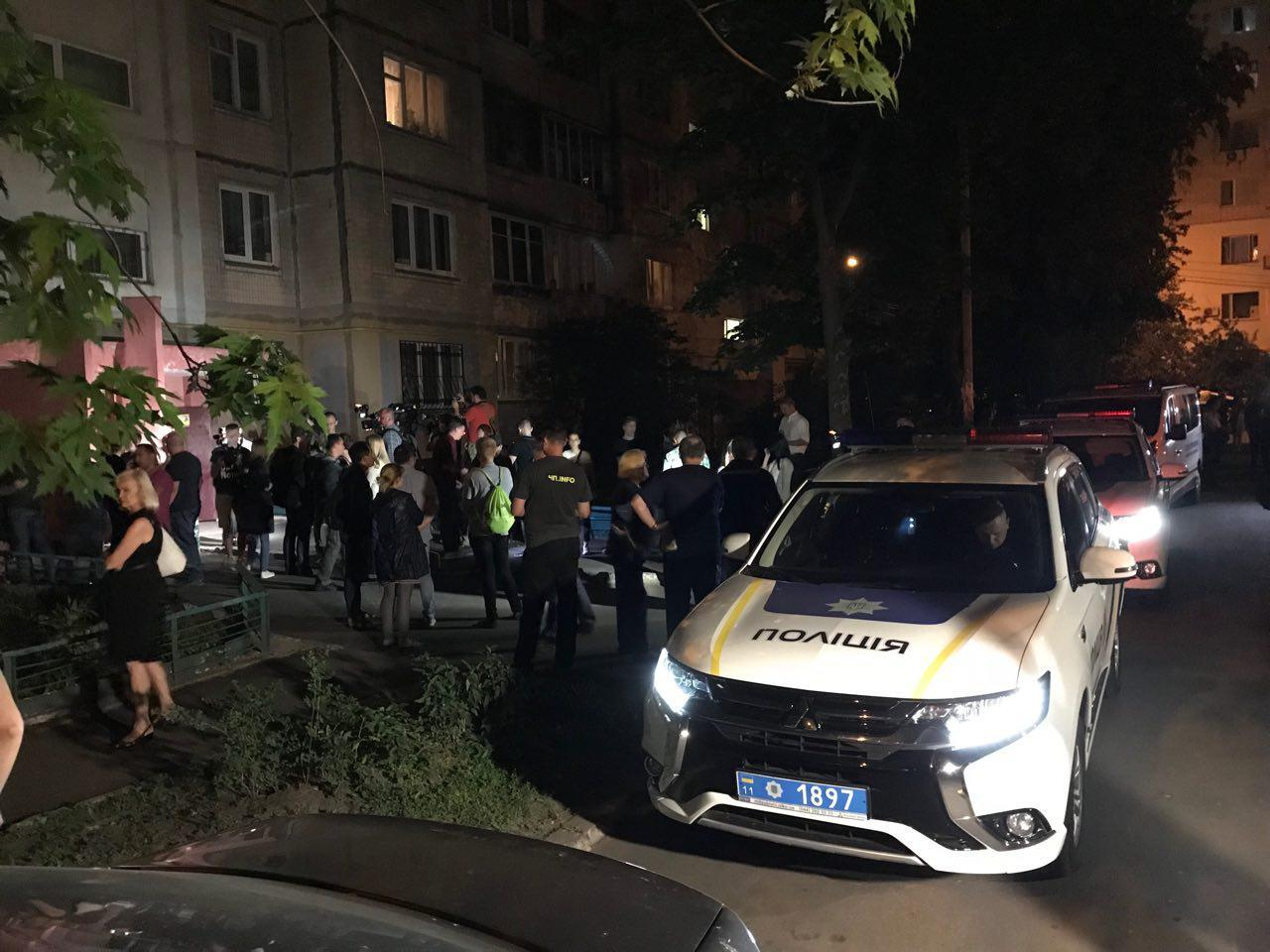 Вбивство Бабченка: з'явилося перше фото застреленого журналіста