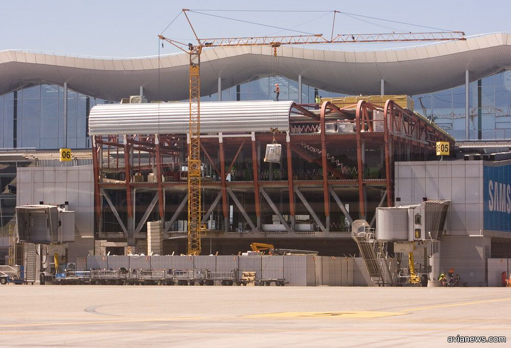 Будівельний майданчик станом на 26 травня