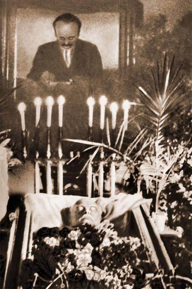 Похорон Франка
