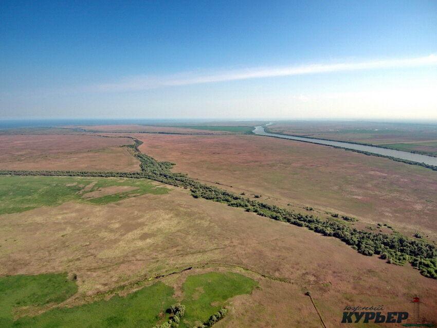 Украинская Венеция с высоты: фото и видео