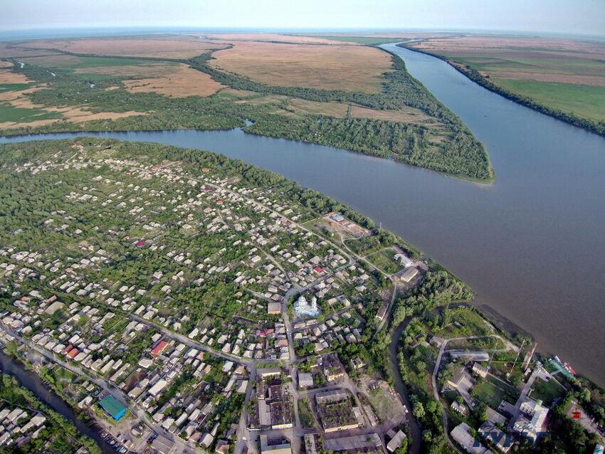 Українська Венеція з висоти: фото і відео