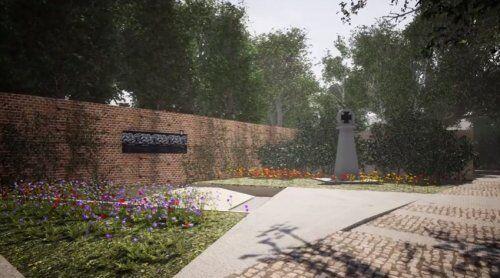 Канадці побудують на кладовищі під Львовом меморіальний парк