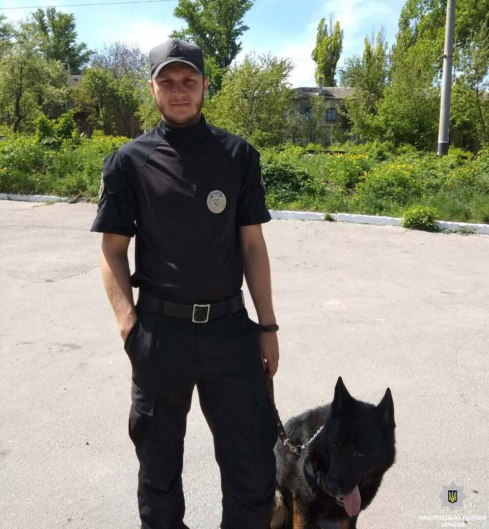 В Каменском собака нашла пропавшую 8-летнюю девочку