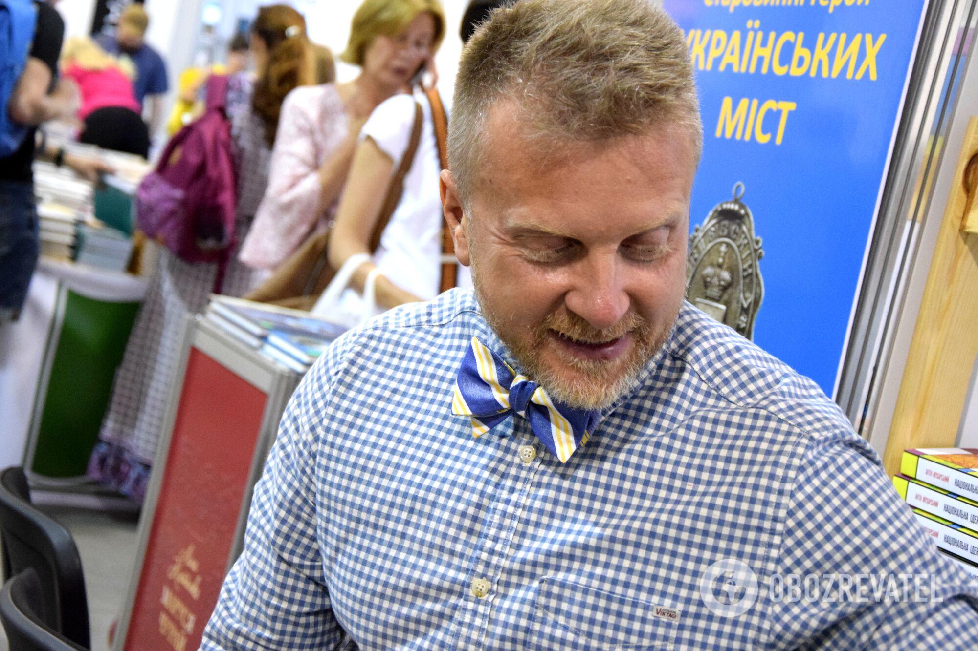 Мухарский: Киев - больше Европа, чем те Афины