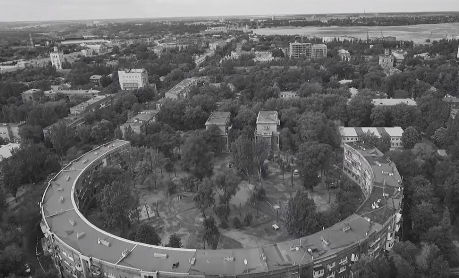 Известная украинская певица сняла клип в Запорожье