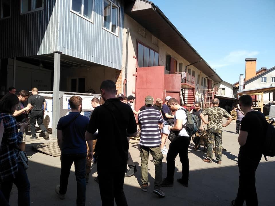"""Терорист """"ДНР"""" Лусваргі зник з монастиря в Києві"""