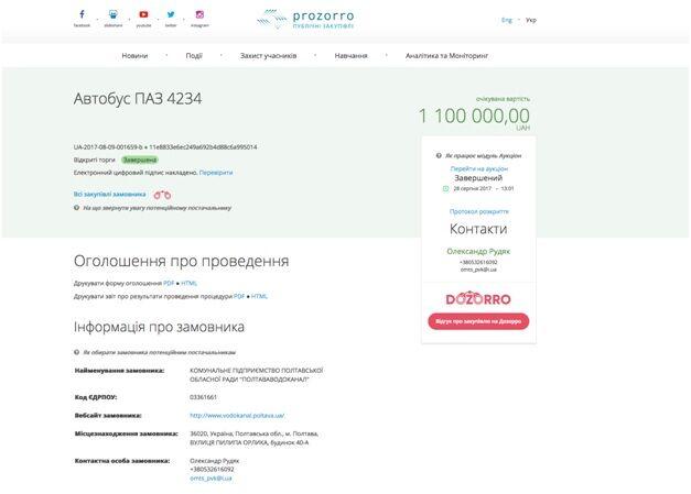 Як обійти санкції РНБО і через Prozorro продавати російські автобуси: досвід нардепа