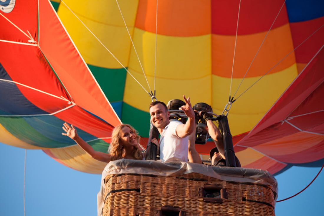 На Киевщине пройдет большой фестиваль воздушных шаров