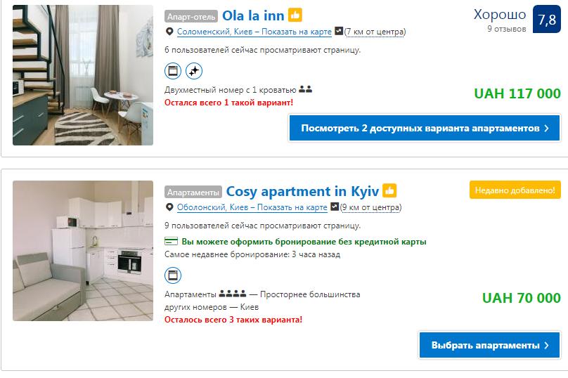 Отели в Киеве шокировали ценами на время финала Лиги чемпионов