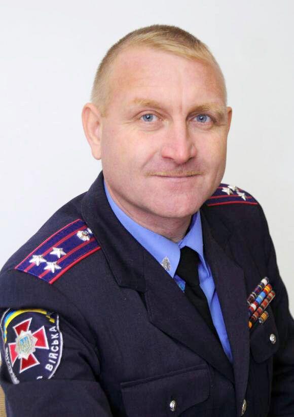 Генерал-майор Сергій Кульчицький загинув 29 травня 2014 року під Слов'янськом