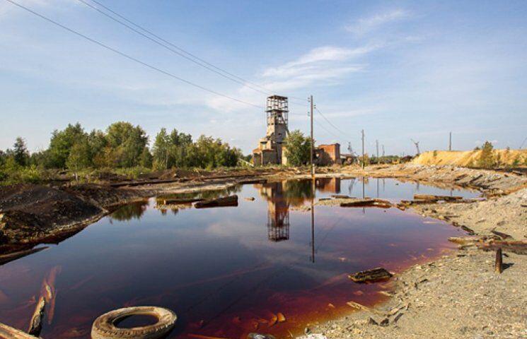 З початку війни на Донбасі було затоплено десятки шахт