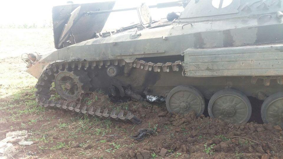 На Донбассе подорвались военные: ВСУ приведены в полную боеготовность