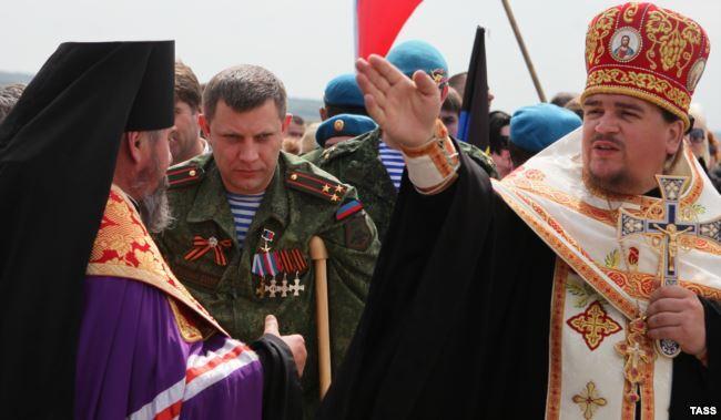 Саур-могила, Донецкая область, 8 мая 2015 года