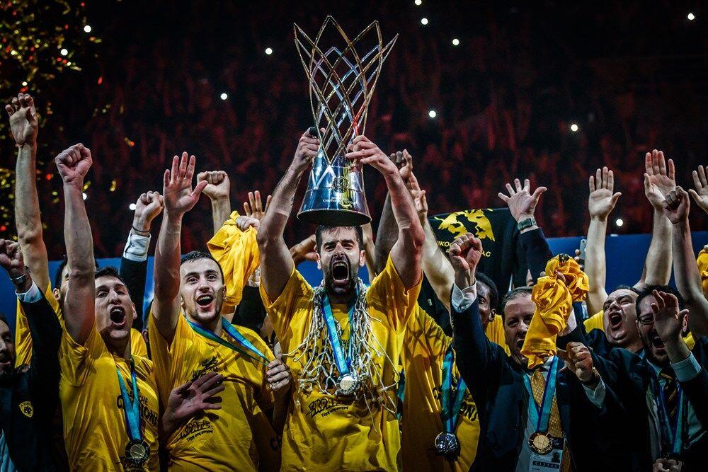 Финал Лиги чемпионов ФИБА