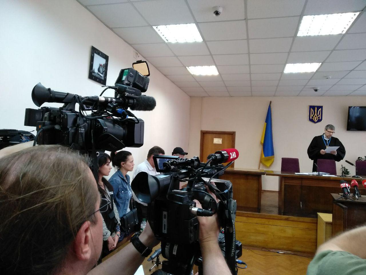 """Напад на """"кіборга"""": суд ухвалив рішення щодо підозрюваної"""