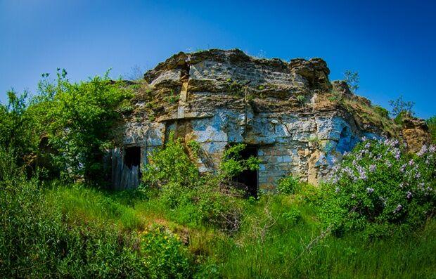 Пещерные дома в Одессе: фото