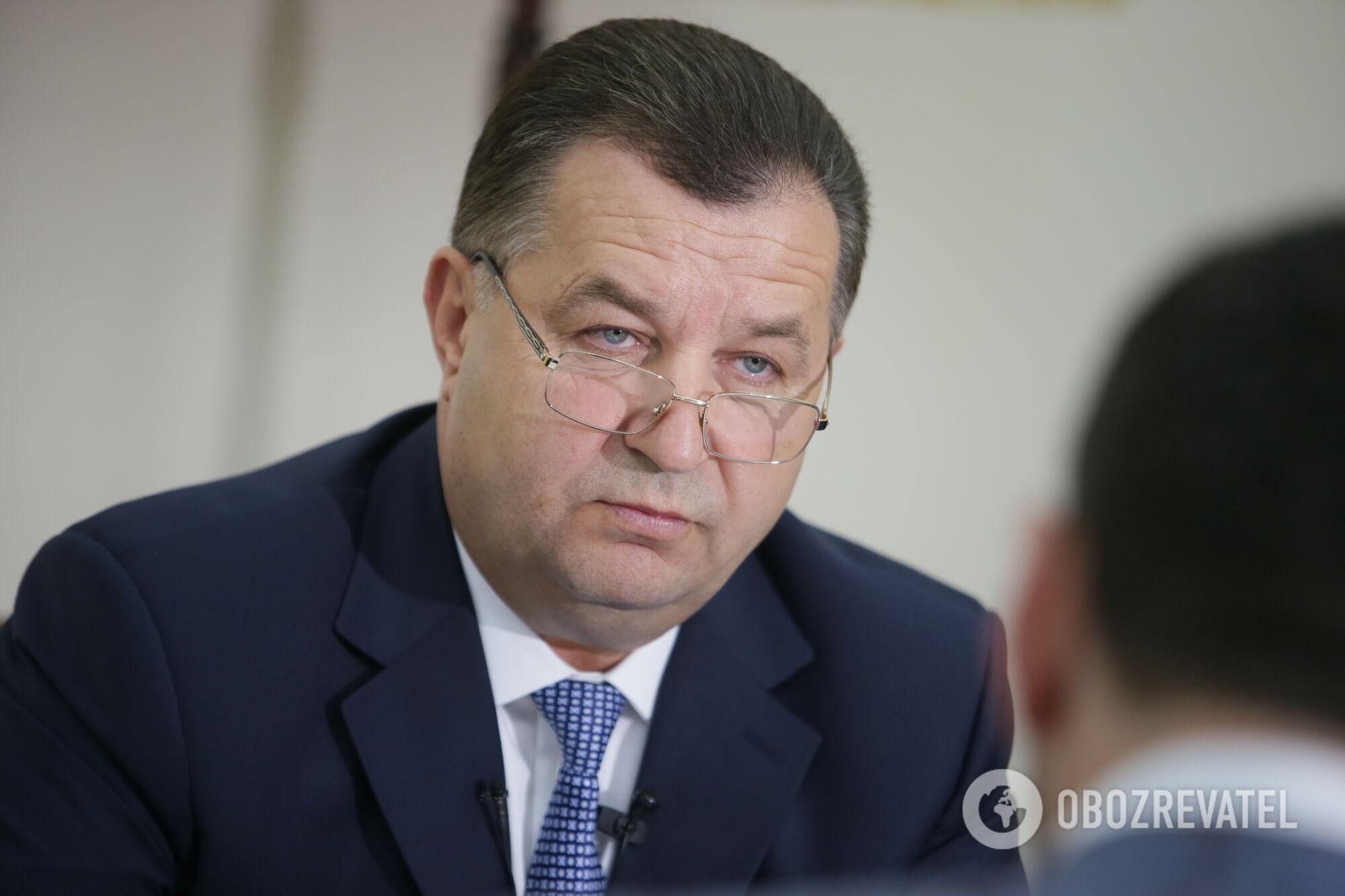 Украина уже готовит новые серьезные виды вооружения – Полторак