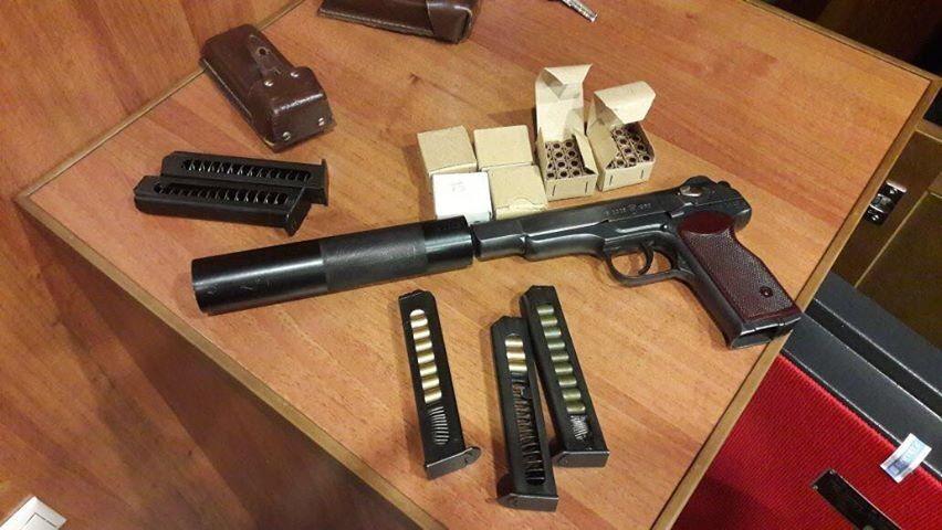 Нашли оружие: у Симоненко провели обыски