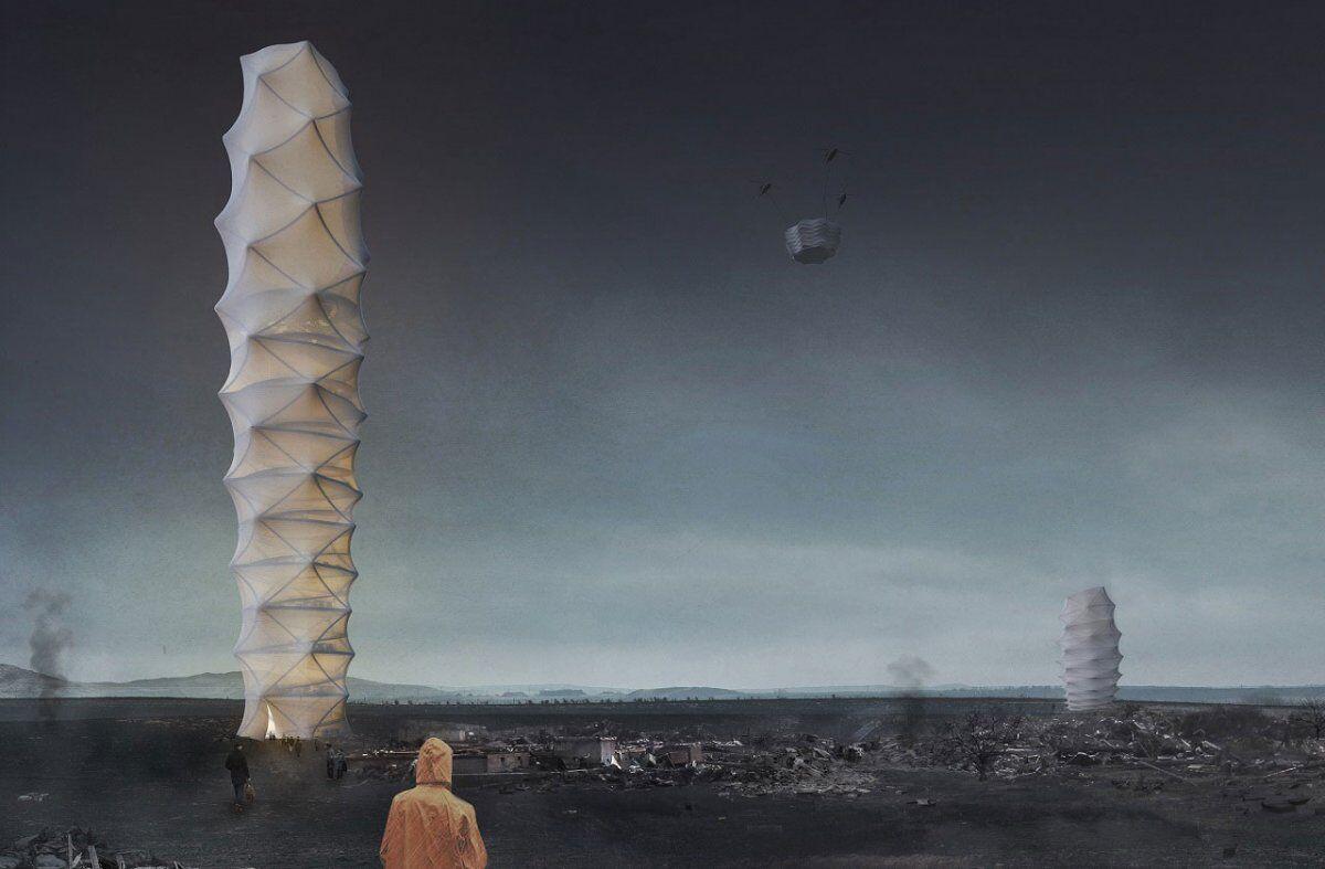 Как выглядят небоскребы будущего