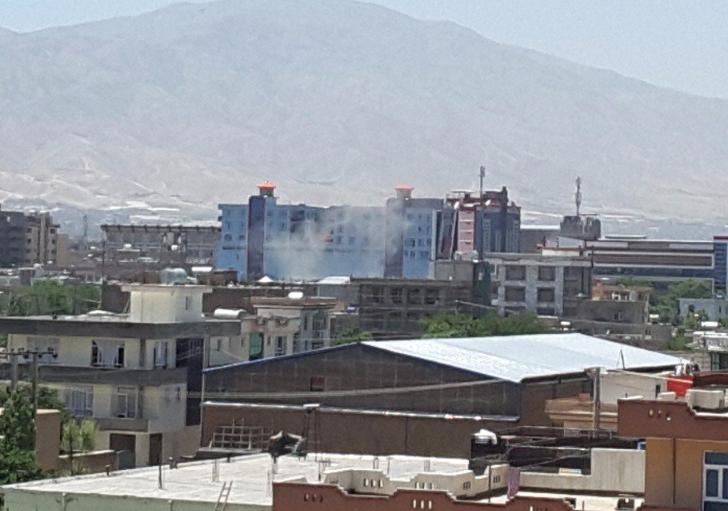 В Кабуле прогремела новая серия взрывов