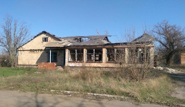 """Добрався """"рускій мір"""": фото з Донбасу"""