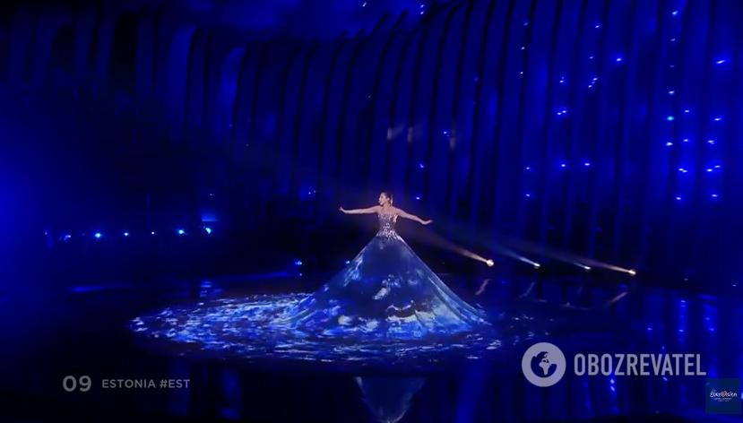 """""""Євробачення-2018"""": як виглядає найдорожче вбрання конкурсу"""
