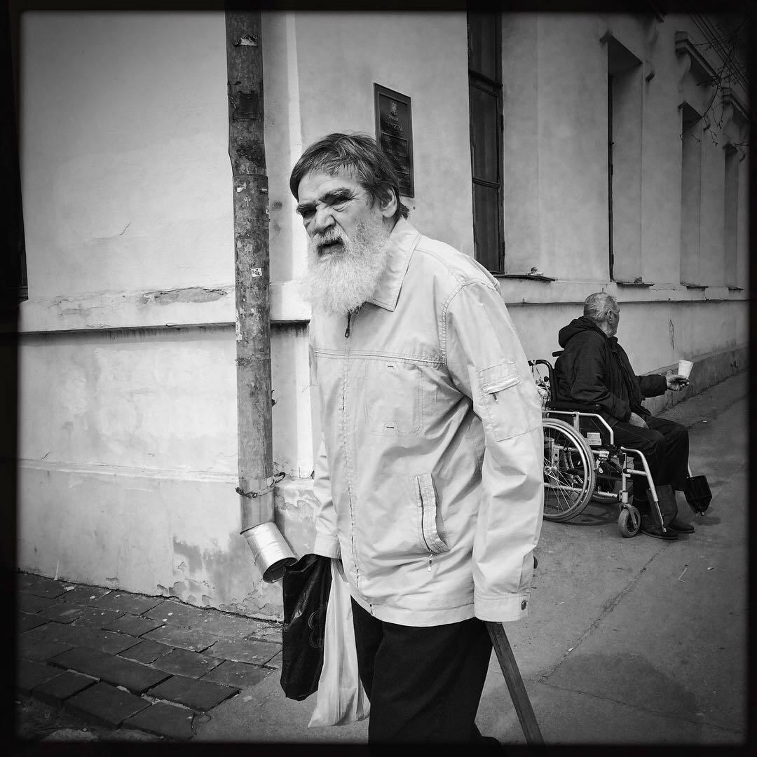 Сейчас душа Киева теряется – фотограф