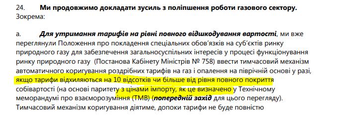 Кабмин пообещал МВФ повысить тарифы на газ - фото 3