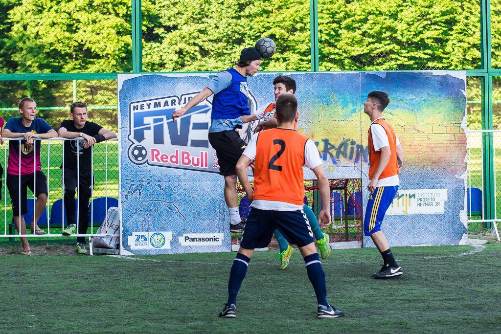 Определены последние украинские финалисты турнира Neymar Jr's Five