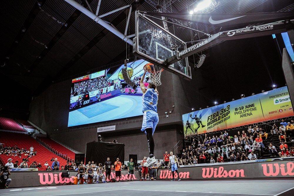 "Украинский данкер выиграл ""золото"" Кубка мира по баскетболу 3х3"