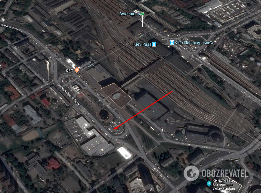 Их было человек 40 - избитый ромами в Киеве подросток