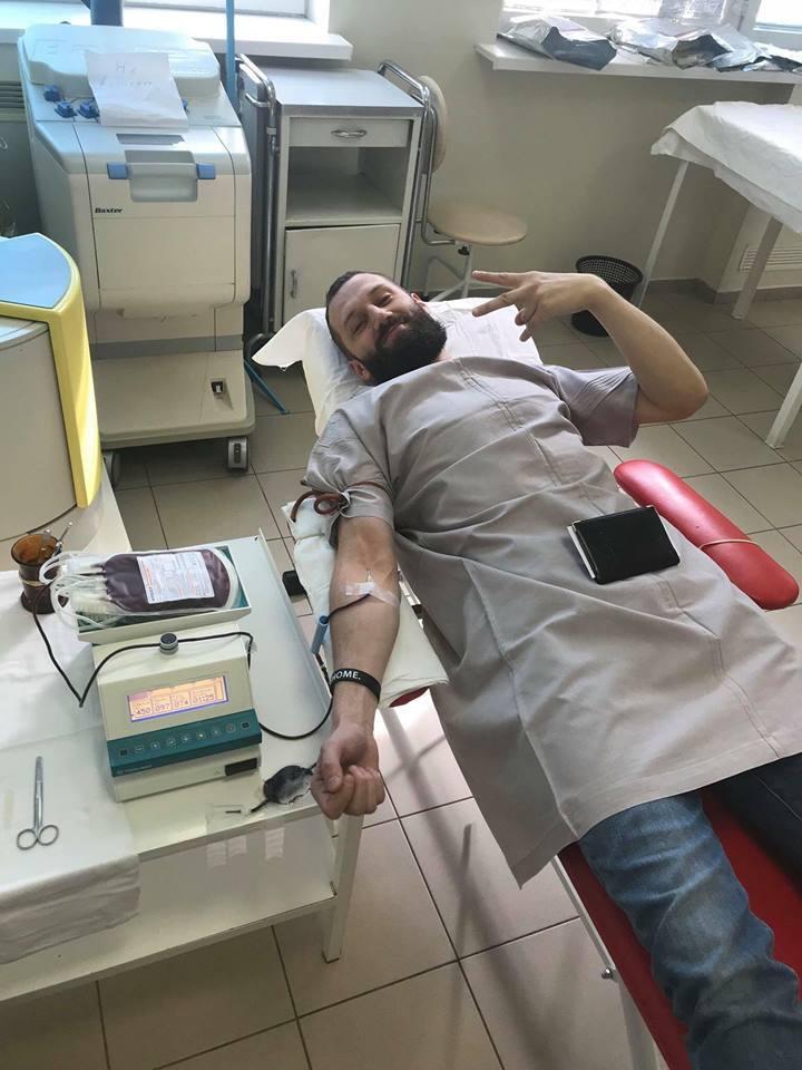 Здати кров - врятувати життя: п'ять неймовірних історій