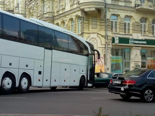 ДТП з дипломатами в Києві