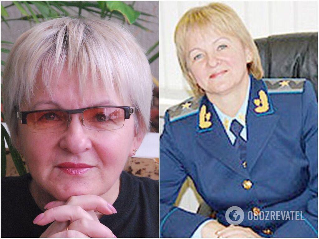 Галина Климович - легенда ГПУ. Она специализировалась на расследовании заказных убийств