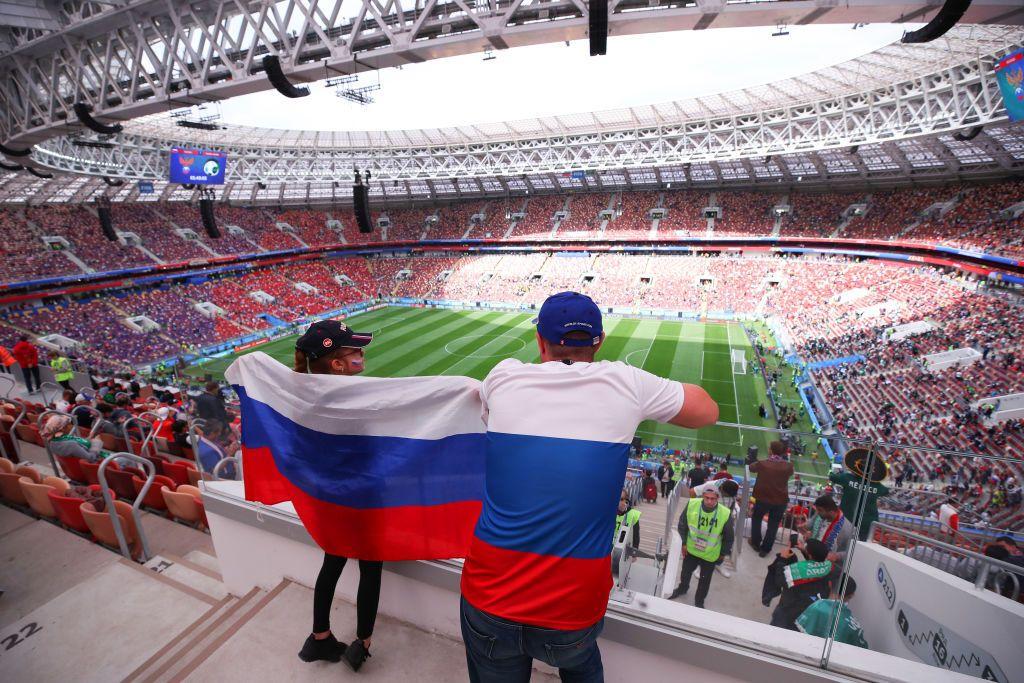Росія - Саудівська Аравія - 5-0: онлайн-трансляція матчу-відкриття ЧС-2018