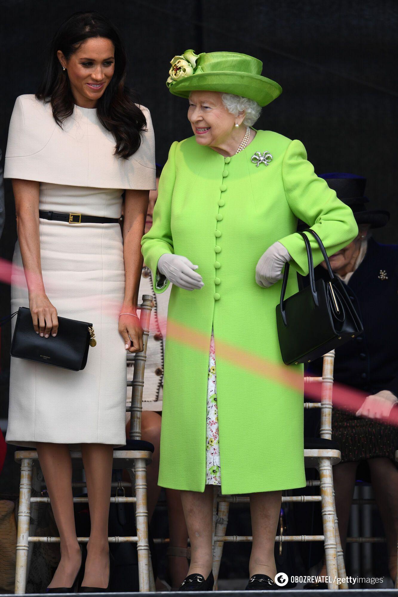 королева против